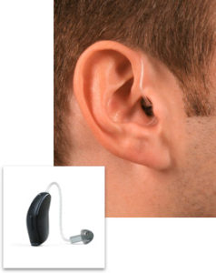 Receiver in Canal Hearing Aid - Omaha NE